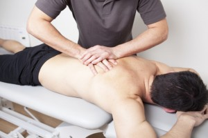 Middle Back Pain